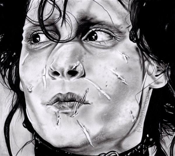 Johnny Depp by emzilie89